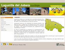 Tablet Preview of lagunilladeljubera.org